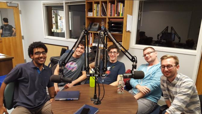 Podcast: Western Gradcast Lunar Special