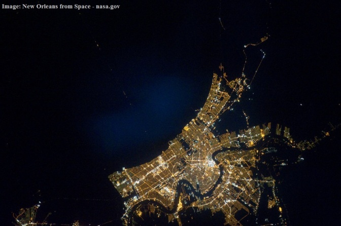 Critical Geographies of Outer Space Session at AAG 2018: New Orleans
